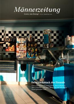 M�nnerzeitung Titelbild #63 Der Geschmack der Fremde